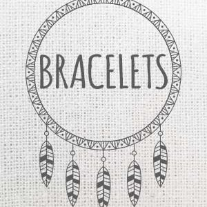 Bracelets acier inoxydable