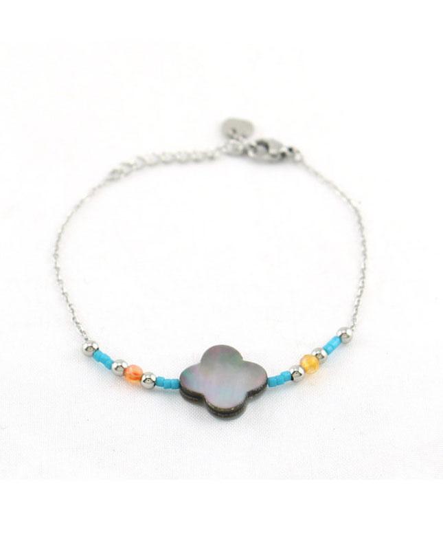 bracelet acier inoxydable BRH81
