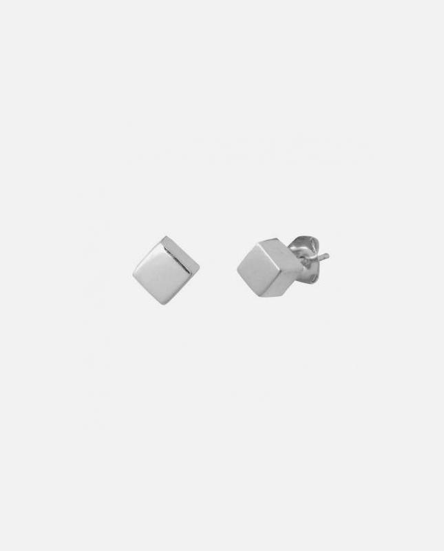 boucles acier clou cube